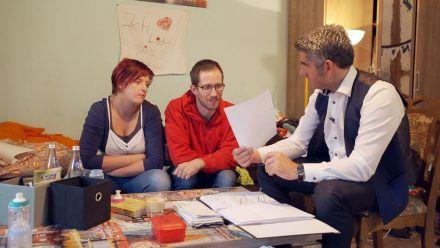 """Raus aus den Schulden"": So schlecht kommt der neue Peter Zwegat an"