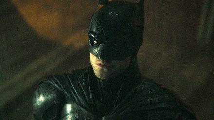 Robert Pattinsons: Irre Schweißattatcke im Batsuit