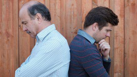 Studie: Jeder fünfte Erwachsene entfremdet sich vom Vater - jeder zehnte von der Mutter