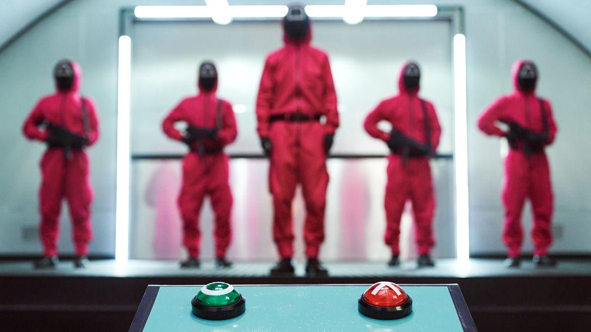 """Viel Wirbel um das Todesspiel """"Squid Game"""" bei Netflix"""
