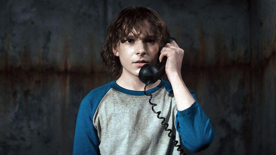 """Ethan Hawke im Kellerschocker """"The Black Phone"""": Das Telefon ist tot. Und es klingelt..."""
