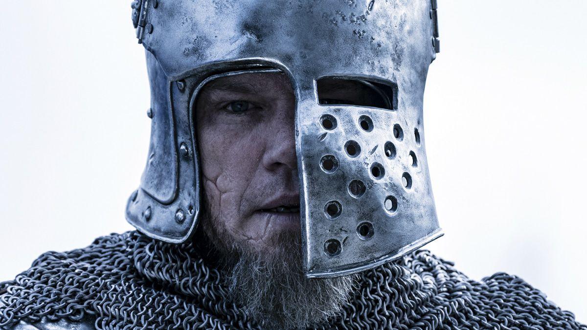 """Filmkritik """"The Last Duel"""" mit Matt Damon: Ritter in der #MeToo-Zeit"""