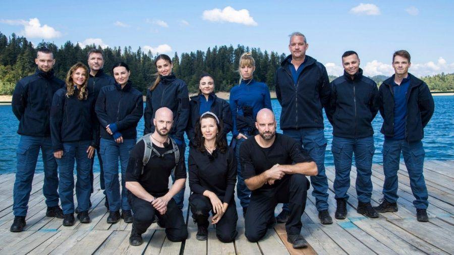 """Unbreakable"": Eric Stehfest, Jasmin Tawil und Co. in neuer Therapie-Show"