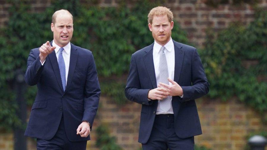 Prinz William schlägt Harry nun die Türen des Windsor Castles vor der Nase zu! FERTIG