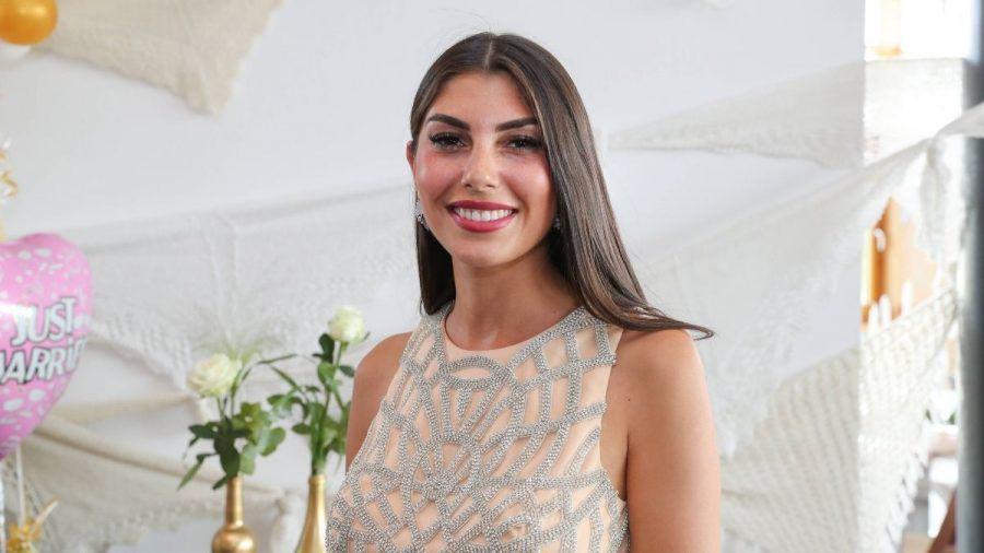 Yeliz Koc bei einem Event