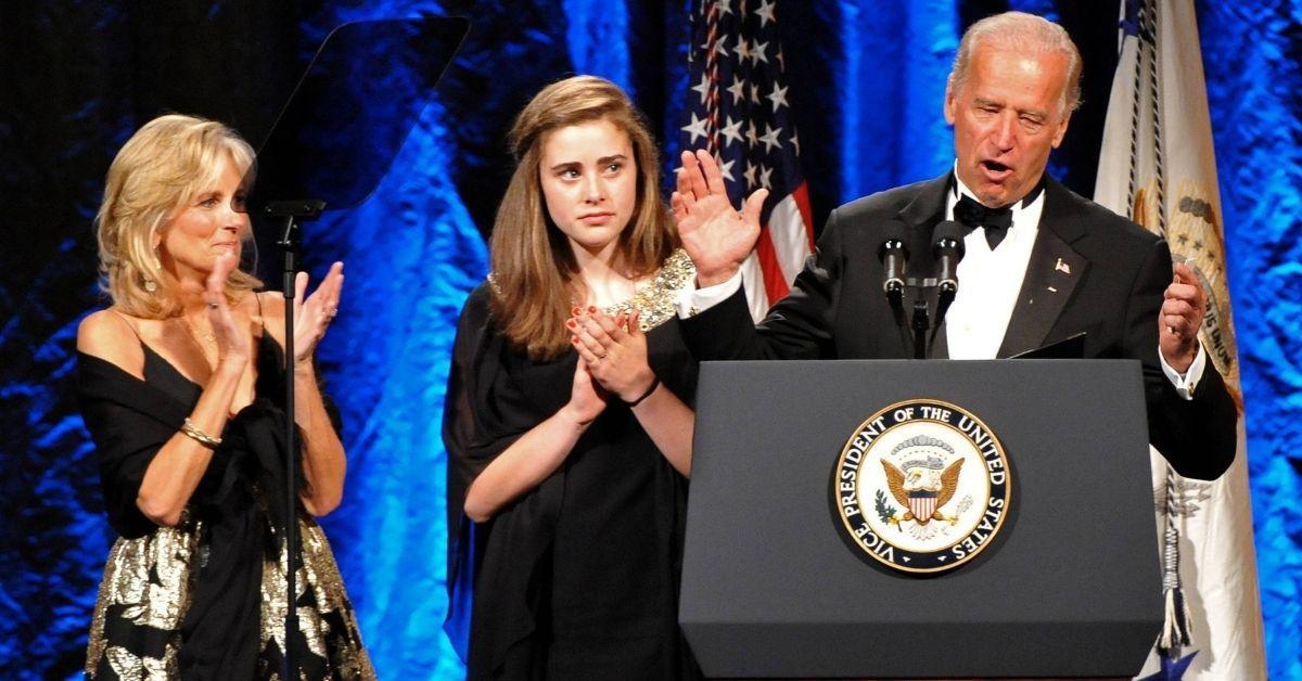 Naomi Biden: Das ist die süße Enkelin des neuen US-Päsidenten